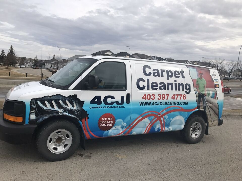 4CJ CARPET CLEANING