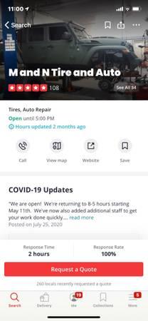 Auto Shop Full or Part Time Assistant Manager Service Writer $30/hr + bonus (Danville)