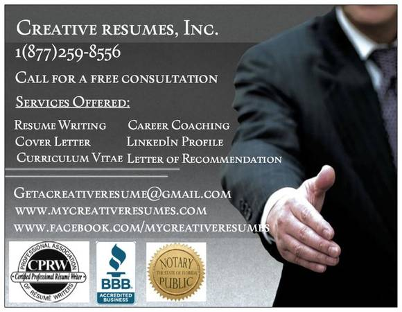 Resume, Cover Letter, and LinkedIn Special – 24-48 Hour Turnaround (San Francisco)